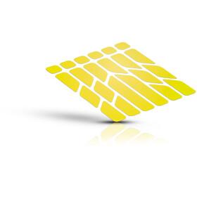 Riesel Design re:flex Reflective Stickers yellow